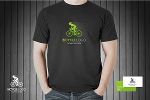 Cycling and Bike Logo