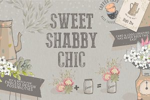 SHABBY CHIC VINTAGE COLLECTION