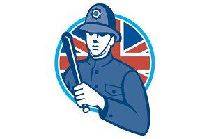 British Bobby Policeman