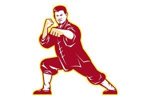 Shaolin Kung Fu Martial Arts Mas