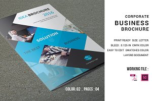 Corporate Business Brochure-V579