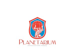 Planetarium International Atlas Comp