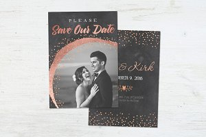 Save the Date | Confetti Dreams