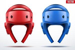Classic Taekwondo Helmets