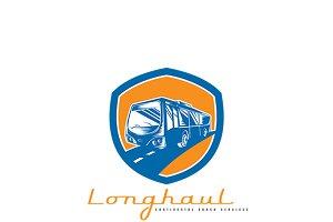 Longhaul Coach Services Logo