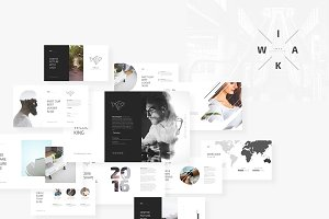IWAK Keynote Template