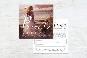 Print Release | Petite Bouquet