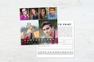 Print Release | Photobook
