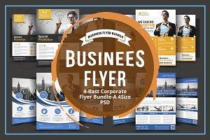 Business Flyer Design Bundle