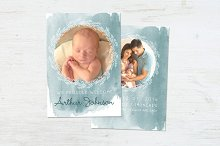 Birth Template | My Little Prince