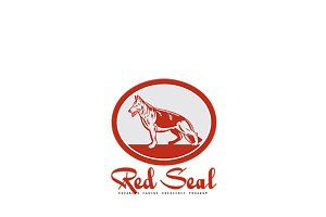 Red Seal Canine Obedience Program Lo