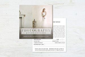 Print Release | Studio Lights