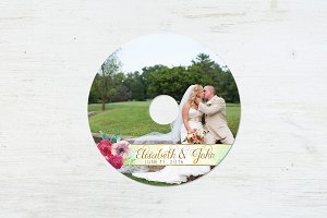 CD Label Template | Lovers