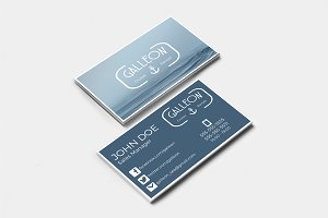Aquatic Business Card
