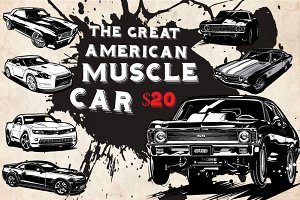 The Great American Muscle Car