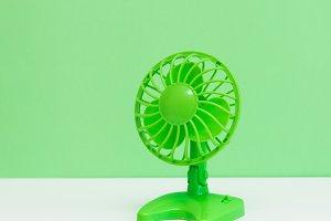 green ventilator