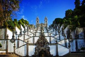 Portuguese Shrine Good Jesus of the Mountain
