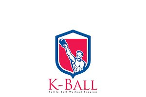 K-Ball Kettle Bell Workout Program L