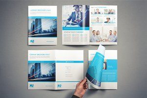 Company Brochure Template Vol.2