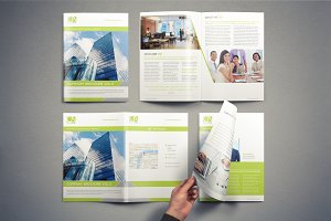 Company Brochure Template Vol.3