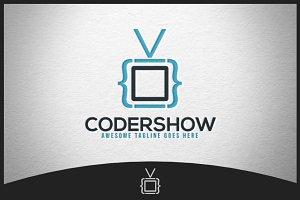 CoderShow Logo