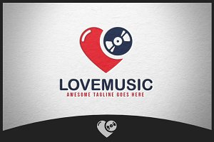 Love Music Logo
