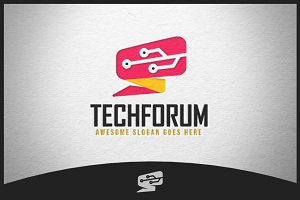 Techforum Logo