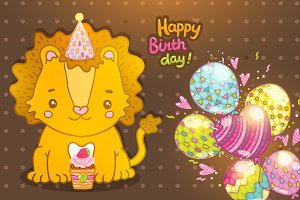 Happy Birthday. Lionet.