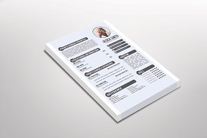 Nobil Resume Template