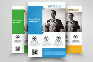 Business Training Flyer Template