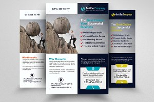 Business Finance Flyer Template