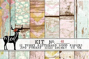 Background Paper Kit 48