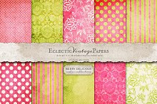Printable Papers - Berry Delicious
