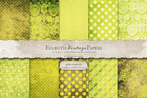 Printable Papers - Applewood