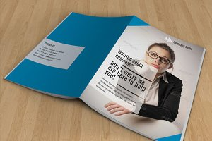 Business Brochure Template  - V31