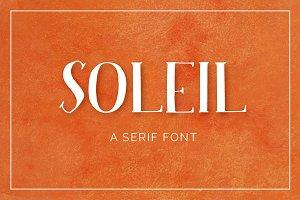 Soleil Font