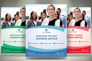 Business Flyer - SK