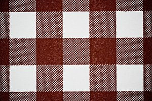 Brown Checkered Background