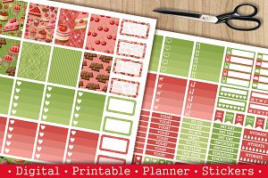 Planner Sweets Stickers