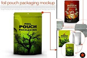 pouchbag mock up