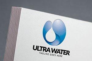 Ultra Water Logo