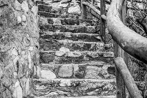 staircase vertical