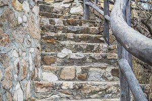 stair vertical landscape