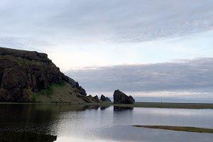 Reynisfjara, Vik, Iceland