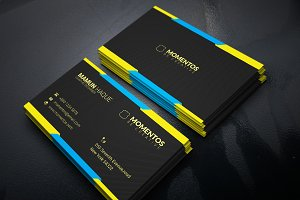 Business Card (Two designs)