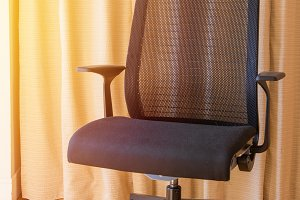 office chair isolate