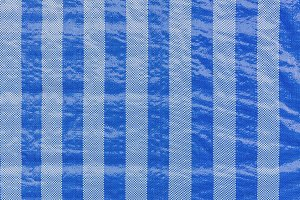 texture of blue canvas
