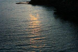Sun down at Robe SA