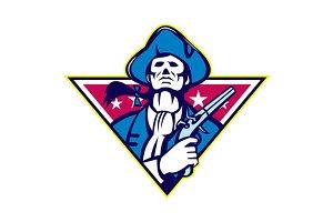 American Patriot Minuteman Flint