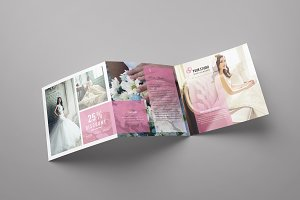 Trifold Photography Brochure -V580